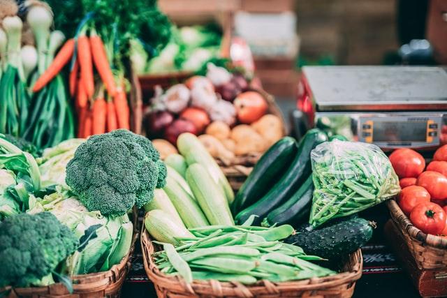 Groenlicht voor groenten